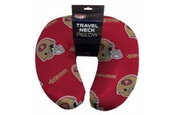 NFL San Francisco 49ers Beaded Spandex Neck Pillow