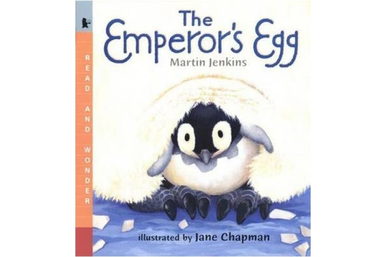 The Emperor's Egg: Read and Wonder (Read and Wonder (Paperback))