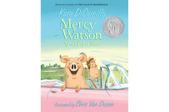 Mercy Watson Goes for a Ride (Mercy Watson)