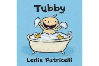 Tubby (Leslie Patricelli Board Books) [Board book]