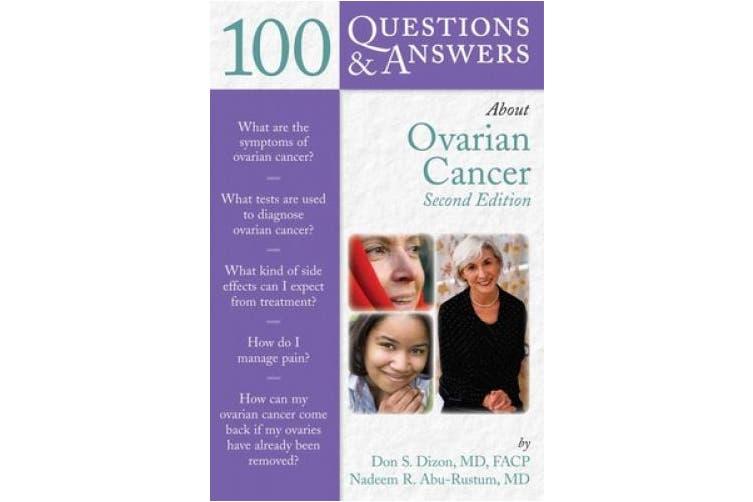 100 Questions And Answers About Ovarian Cancer Matt Blatt
