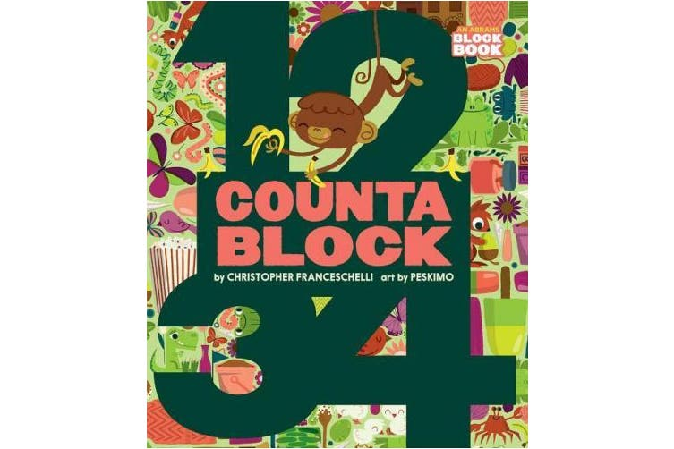 Countablock [Board Book]