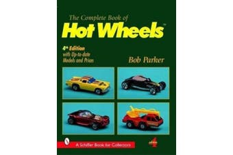 The Complete Book of Hot Wheels