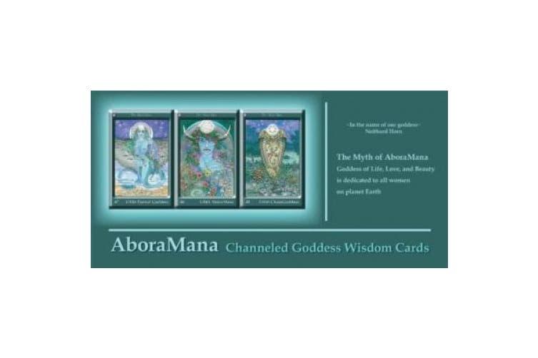 Aboramana: Channeled Goddess Wisdom Cards