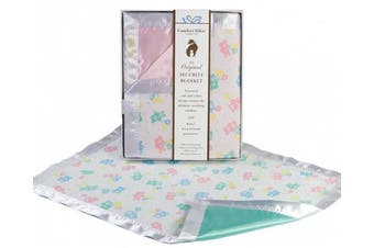 (Mint) - The Celebration Collection Security Blanket by Comfort Silkie ~ Pastel