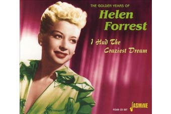 Golden Years of Helen Forrest : I Had the Craziest Dream [Box] *