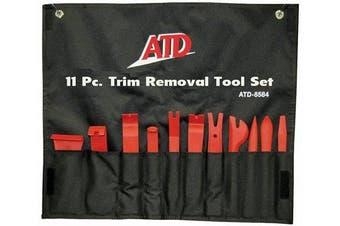 ATD Tools 8584 11-Piece Trim Removal Tool Set