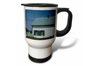 (410ml Travel Mug) - Danita Delimont - Prince Edward Island - Prince Edward Island, Anne of Green Gables home-CN09 CMI0158 - Cindy Miller Hopkins - Travel Mug