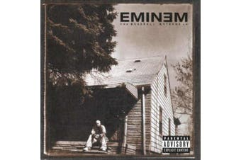 The Marshall Mathers Lp 1 Vinyl by Eminem 1Record