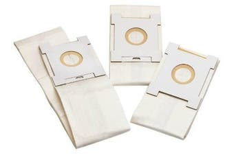 Broan-NuTone VX3918STD 30.3l Bag Standard filter Media Bags For VX550 and VX1000 Series, 3 Per Pack