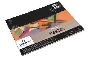 (30cm  x 41cm , Assorted Colors) - Mi-Teintes Pastel Pad, Assorted Colours 30cm x 41cm Fold Over