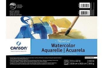 (23cm  x 30cm ) - 23cm x 30cm Watercolour Cold Press Block Pad