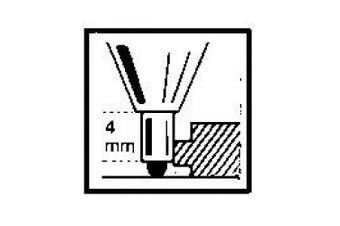 (.9 mm) - Alvin Draught-Line Mechanical Pencil .9mm