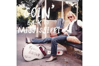 Goin' Back To Mississippi [Digipak]