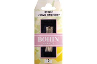 Bohin Crewel Embroidery Needles