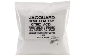 Jacquard Products Jacquard Citric Acid, 0.5kg