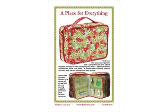 (A Place For Everything) - Patterns By Annie
