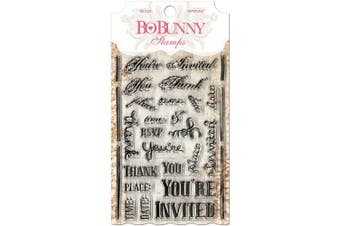 (youreinvited) - Stamps 10cm x 15cm -You're Invited
