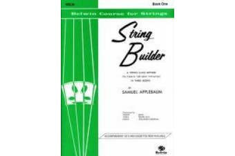 String Builder, Bk 1: A String Class Method (for Class or Individual Instruction) - Violin (Belwin Course for Strings)