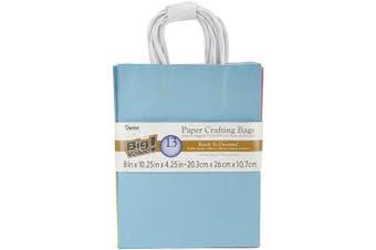 Darice Paper Bags 20cm x 26cm X4.60cm 13/Pkg