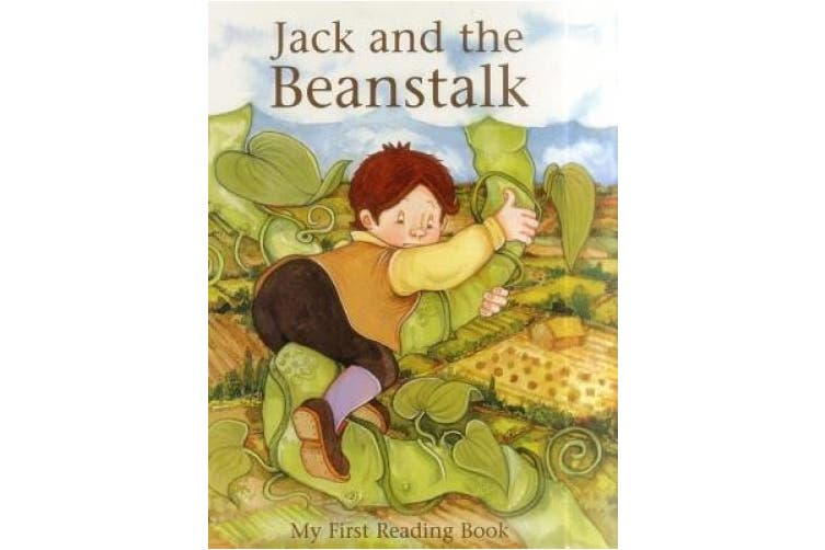 Jack in the Beanstalk (Floor Book): My First Reading Book