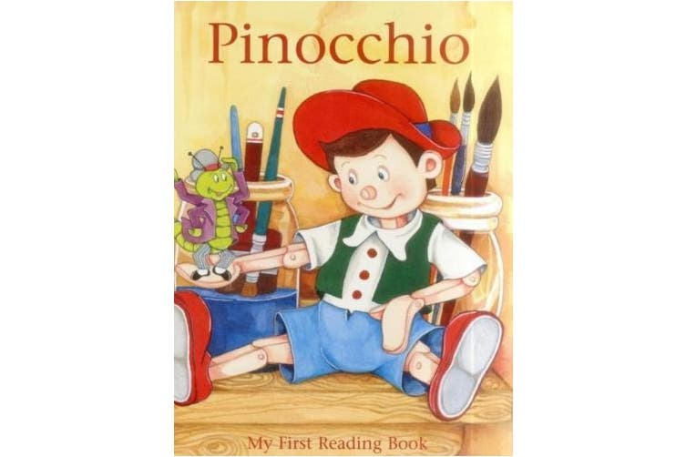 Pinocchio (Floor Book): My First Reading Book