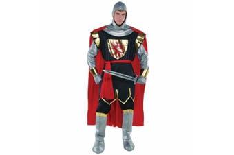 Christy`s Brave Crusader Knight Adult Standard Fancy Dress Costume
