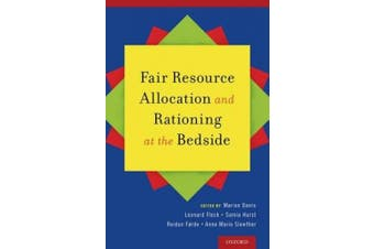 Danis, M: Fair Resource Allocation and Rationing at the Beds