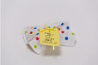 Baby Paper - Crinkly Baby Toy - Polka Dots