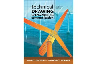 Technical Drawing for Engineering Communication: Volume I