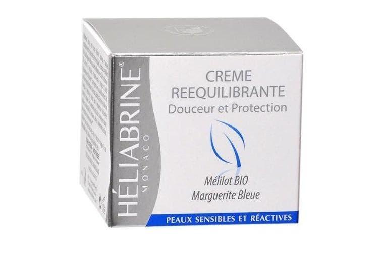 Heliabrine Normalising Cream with Sweet Clover 50ml.