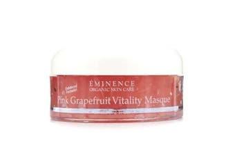 Eminence Organic Skincare Vitality Masque, Pink Grapefruit, 2 Fluid Ounce