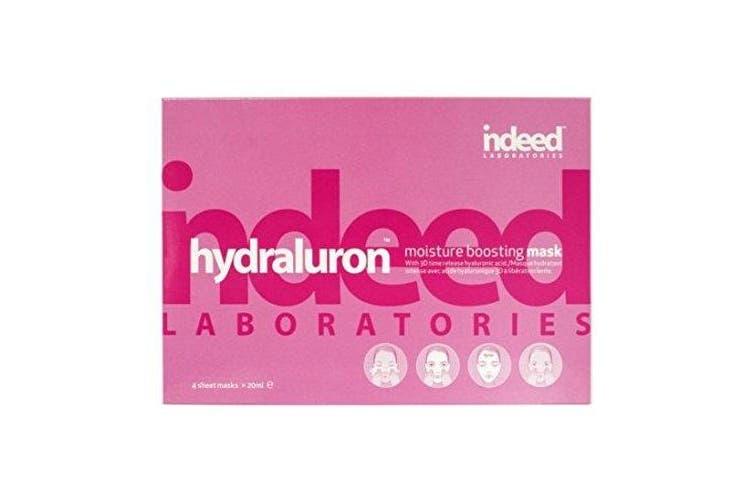 hydraluron moisture boosting mask