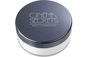 (Colorless) - Cinema Secrets Ultralucent Colourless Loose Powder, 20ml/19 gm