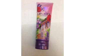 Bath & Body Works French Lavender & Honey Triple Moisture Body Cream