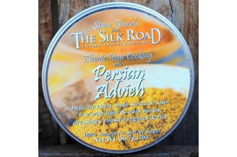 Persian Advieh from The Silk Road Restaurant