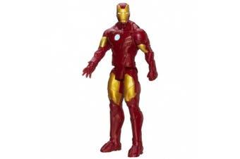 (1, classic) - Marvel Avengers Assemble Titan Hero Series Iron Man Figure