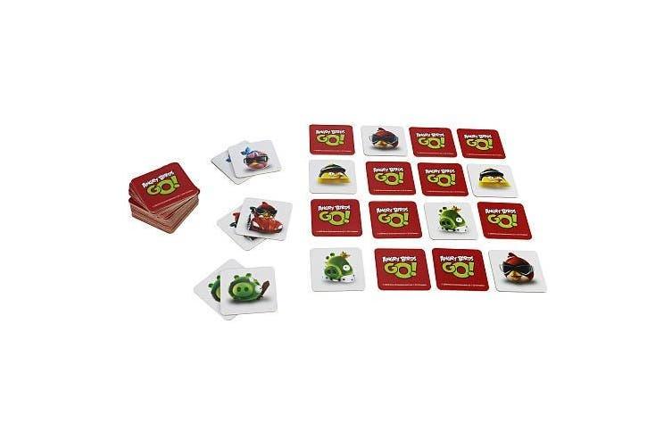 Angry Birds Turbo Memory Game