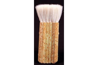 4.8cm Hake Blender Brush for Watercolour, Wash, Ceramic & Pottery Painting