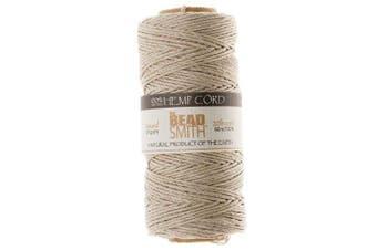 Beadaholique Natural Hemp Twine Bead Cord, 60m