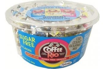 Coffee Rio Sugar Free Gourmet Candy Mix 710ml Tub