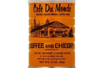 Half a Dozen Cans (6 Cans) of Coffee Du Monde