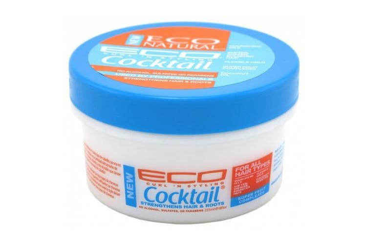Eco Curl & Style Cocktail Strengthens Hair & Roots 240ml