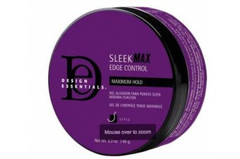 Design Essentials Sleek Max Edge Control Maximum Hold 70ml