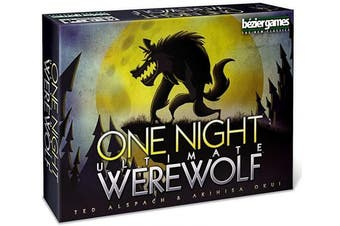 (1, Original Packaging) - One Night Ultimate Werewolf