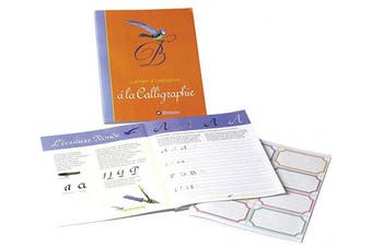 Brause Calligraphy Practise Book