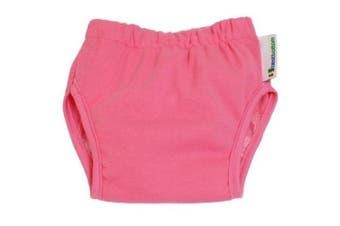 (X-Large, Bubblegum) - Best Bottom Training Pants, Bubblegum, X-Large