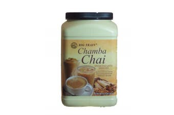 Chamba Chai Spiced Chai Latte 1.8kg. Container