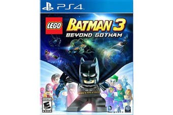 (PlayStation 4, Standard) - LEGO Batman 3: Beyond Gotham - Sony PlayStation 4
