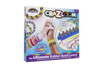 Cra Z Art CraZLoom Bracelet Maker Kit